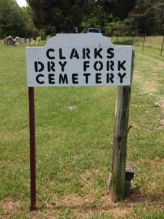 Clark-Dry Fork Cemetery