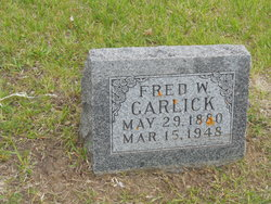 Fred William Garlick