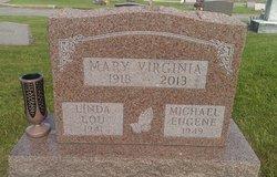 Mary Virginia <I>Parent</I> Roesser