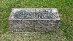Dora Mae <I>Eyman</I> Noffsinger