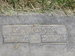 Marion S <I>Munger</I> Appleman