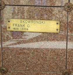 Frank Owen Skowronski