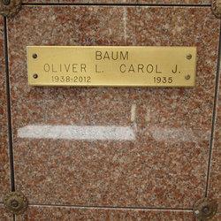 Oliver Leroy Baum