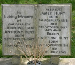 Eileen Catherine <I>Bell</I> Hunt