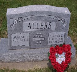 Evelyn Esther <I>Wachter</I> Allers