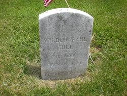 Wilbur Paul Hill
