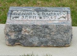 Dennis Gilbert Backus