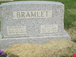 Prudence <I>Elder</I> Bramlet