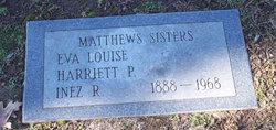 Eva Louise Matthews