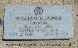 William C. Jones