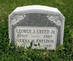Verna Marion <I>Sheldon</I> Creed