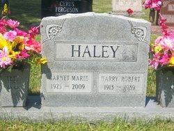 Harry Robert Haley