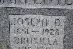 """Joseph D """"Big Joe"""" Carpenter"""