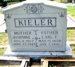 """Charles F. """"Carl"""" Kieler"""