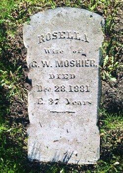 Rosella <I>Plummer</I> Moshier