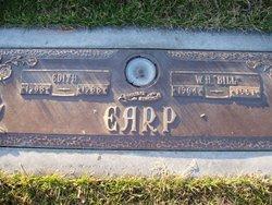 """Willie Herbert """"Bill"""" Earp"""