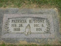 Patricia H Stone