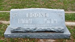 Agnes Pearl <I>Kirkpatrick</I> Boone