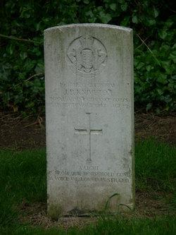 Corporal John Baron Kniveton