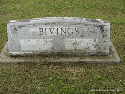 Mrs Lilla McClain <I>Minter</I> Bivings