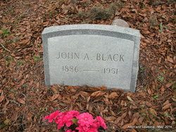 John Albert Black