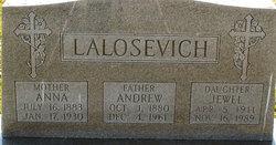 Anna <I>Perusina</I> Lalosevich