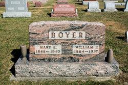 Mary E. <I>New</I> Boyer