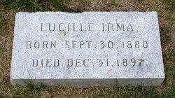 Lucille Irma Pulitzer