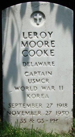 Leroy Moore Cooke