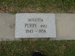 Sr Mary Margaret Augusta Perry