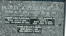 Yvonne Frances <I>Lorraine</I> Plaisance