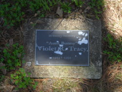 Violet R Tracy