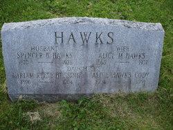 Miriam Reese <I>Hawks</I> Blessing