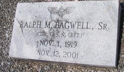 CDR Ralph M. Bagwell, Sr