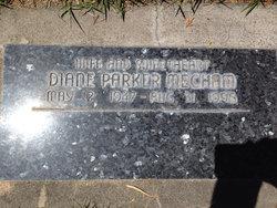 Diane <I>Parker</I> Mecham