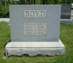 Agnes B Boyd