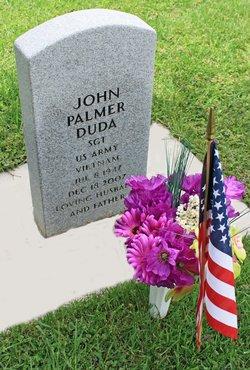John Palmer Duda
