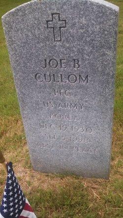 Joe B Cullom