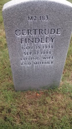 Gertrude Findley