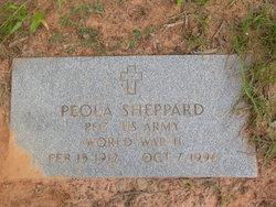 Peola Duce Sheppard