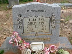 Billy Ray Sheppard