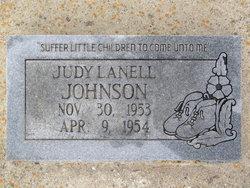 Judy Lanell Johnson