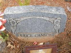 Judge Canyon