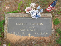 Lavell Canyon