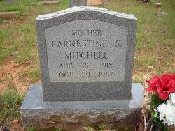 Earnestine <I>Smith</I> Mitchell