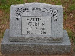 Mattie L. Curlin