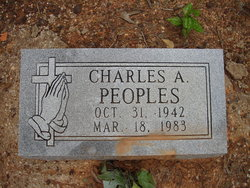 Charles A. Peoples