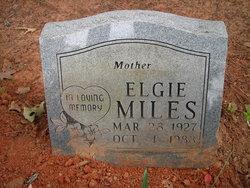 Elgie Miles