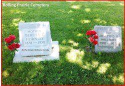 Bertha E <I>Ziegler</I> Hornsby