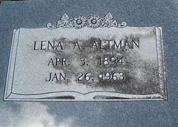 Lena A. <I>Wolf</I> Altman
